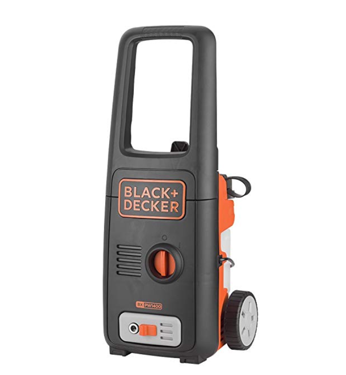 Black & Decker 1400w 110 bars