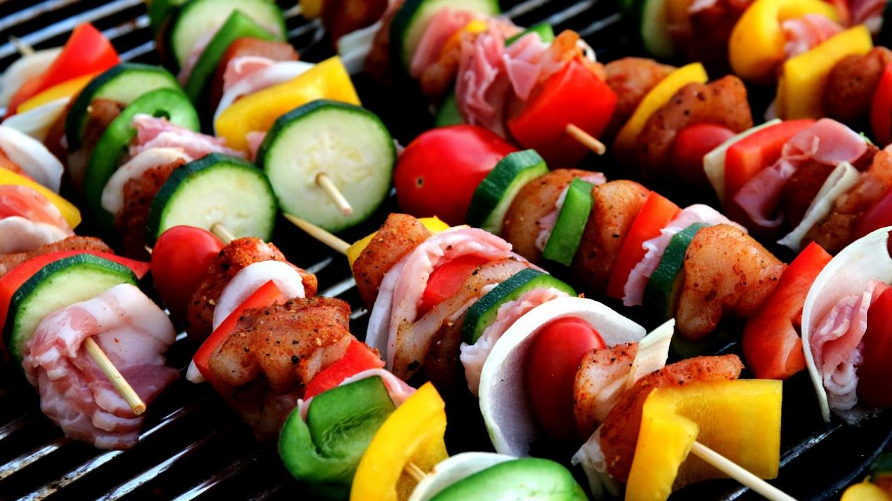 grille de barbecue